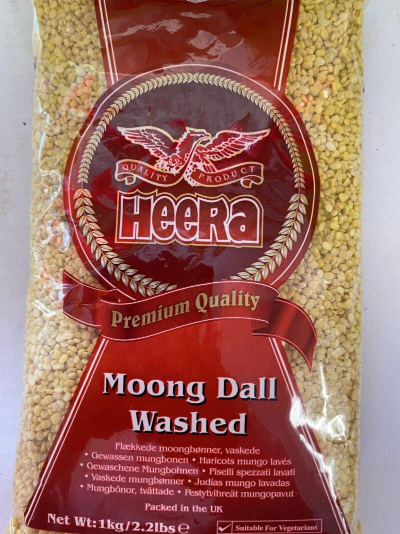 Moong Dall Washed