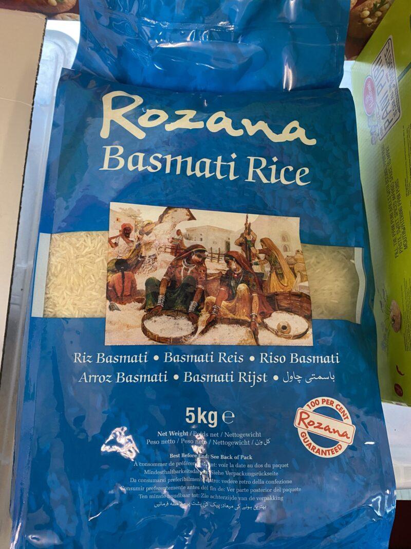 Razana Basmati Rice