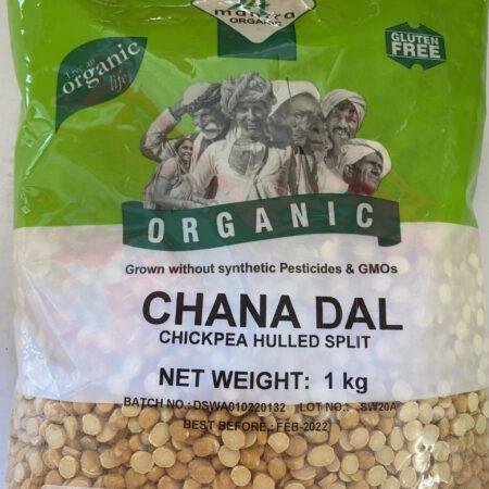 Organic Chana Dal 1KG