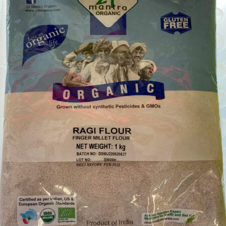Organic Ragi Flour 1KG
